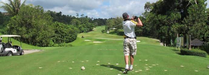 Golfplätze in Suratthani