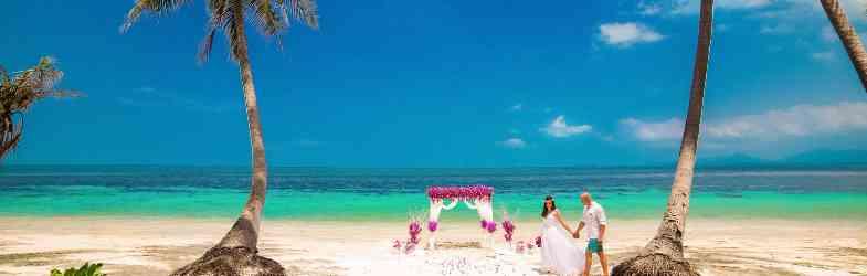 Hochzeit in Pattaya