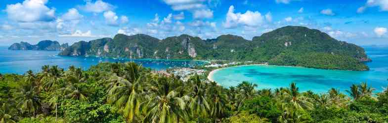 Aktivitäten in Phi Phi