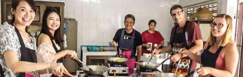 Aktivitäten in Bangkok