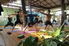 Blue Garden Yoga & Massage training