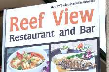 Reef View Restaurant & Bar
