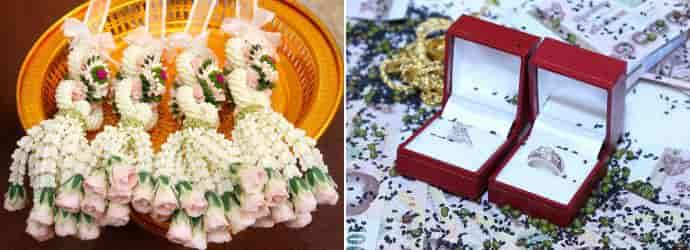 Hochzeit in Bangkok