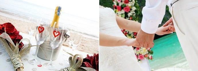 Hochzeit in Ko Samui