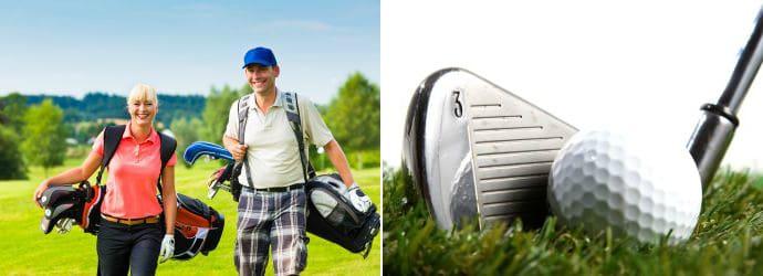 Golfplätze in