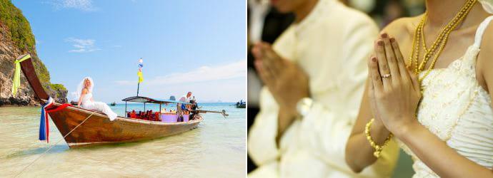 Hochzeit in Phuket