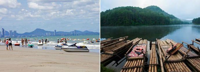 Aktivitäten in Thailand