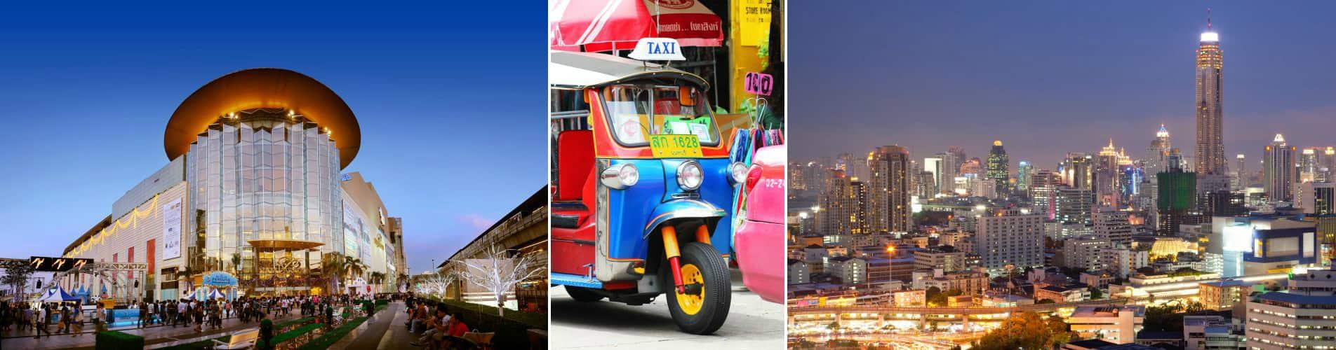 Der Führer für Ihre Reise nach Thailand